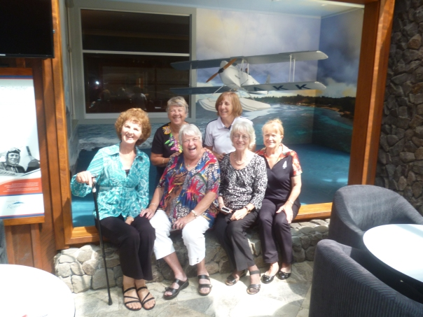 Recently SSS had the pleasure of sending a group of ladies off to Norfolk Island