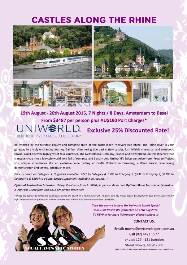 uniworld flyer