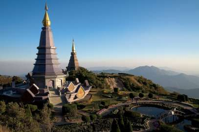 Doi Inthananon Temple