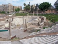 Alexandria amphitheatre 2