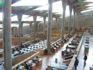 Alexandria Library 1interior