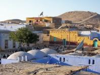 Aswan - Nubian camel station