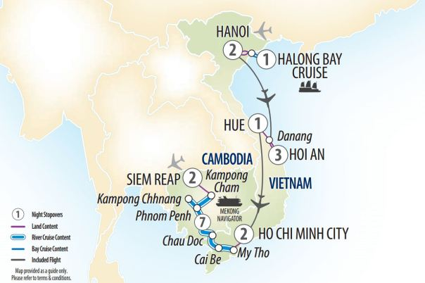 evergreen mekong map