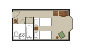 oustide bay window floorplan