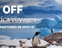 Antarctica On Sale – 50% Savings Limited Time Only