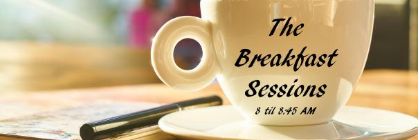 Breakfast Session Banner